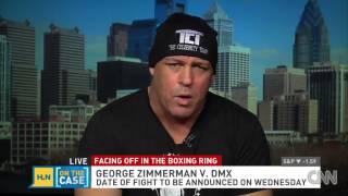 George Zimmerman to fight rapper DMX