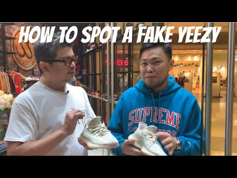 HOW TO SPOT A FAKE YEEZY & SACAI LD WAFFLE UNBOXING AT SNEAKERS & SUCH AT STYLED