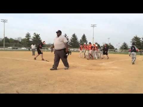 Lincoln Way Prospects 12U Black USSSA Reverse The Curse Championship (10th Inning Win)