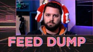 Feed Dump 331 - Merry Crimmus!