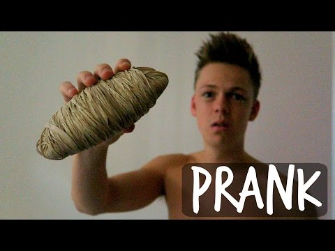 ELASTIC BAND PHONE PRANK