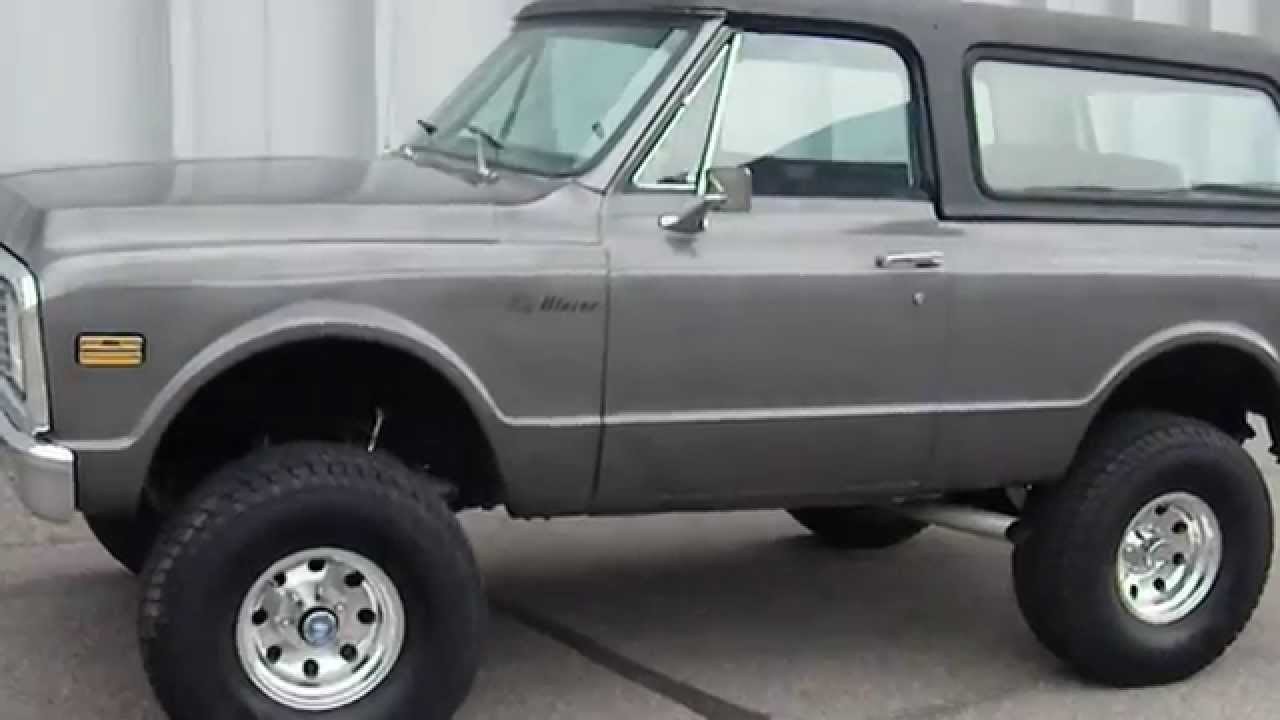 Maxresdefault on 1972 chevrolet k5 blazer 4x4