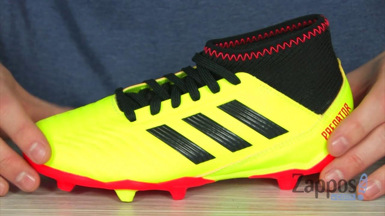 2e719e0c8 adidas Kids Predator 18.3 FG Soccer (Little Kid Big Kid) SKU  9044539