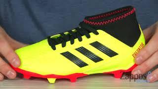 adidas Kids Predator 18.3 FG Soccer (Little Kid/Big Kid) SKU: 9044539