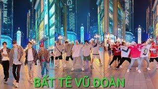 Nhóm nhạc nam nổi tiếng nhất Trung Quốc Bất Tề Vũ Đoàn 不齐舞团 BUQI-China's most famous boy dance group