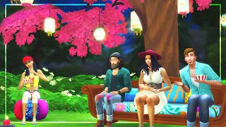 The Sims 4: Movie Hangout Stuff // Overview