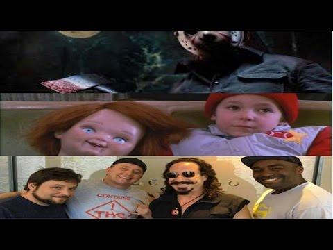 PotTalk 10/29/16 ~ Ari Lehman (Friday The 13th) & Alex Vincent  (Child's Play) streaming vf