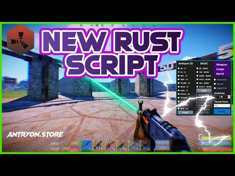 Antryon Rust Script