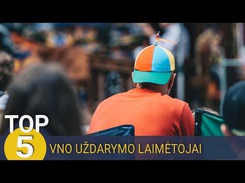 TOP5 Vilniaus oro uosto uždarymo laimėtojai | Laikykitės ten su Andriumi Tapinu