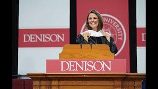 Denison University Commencement 2019 | Jennifer Garner '94 Commencement Speaker