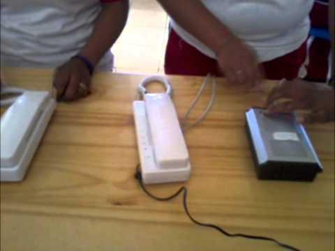 Instalaci n de un sistema de interf n sencillo - Instalacion de videoportero ...