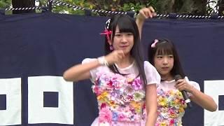 きみともキャンディ 藤井優美 ゆうみん推しカメラ 『夏空』 2017.9.24 ...