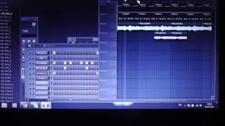 Рэп минус в FL Studio