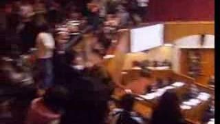 JOSE ARAVENA ROJAS - HOMENAJE EN EL CONGRESO