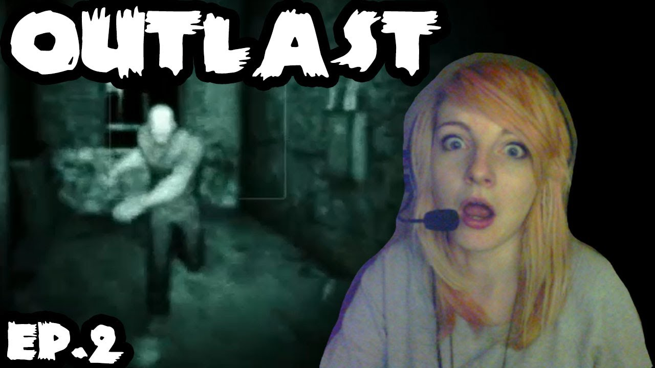 [HORROR GAME] Not The Basement ;-; | Outlast Ep. 2 - Please *boop* the like button to support my channel :)