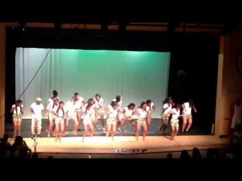 Campion culture fest 2014: African group