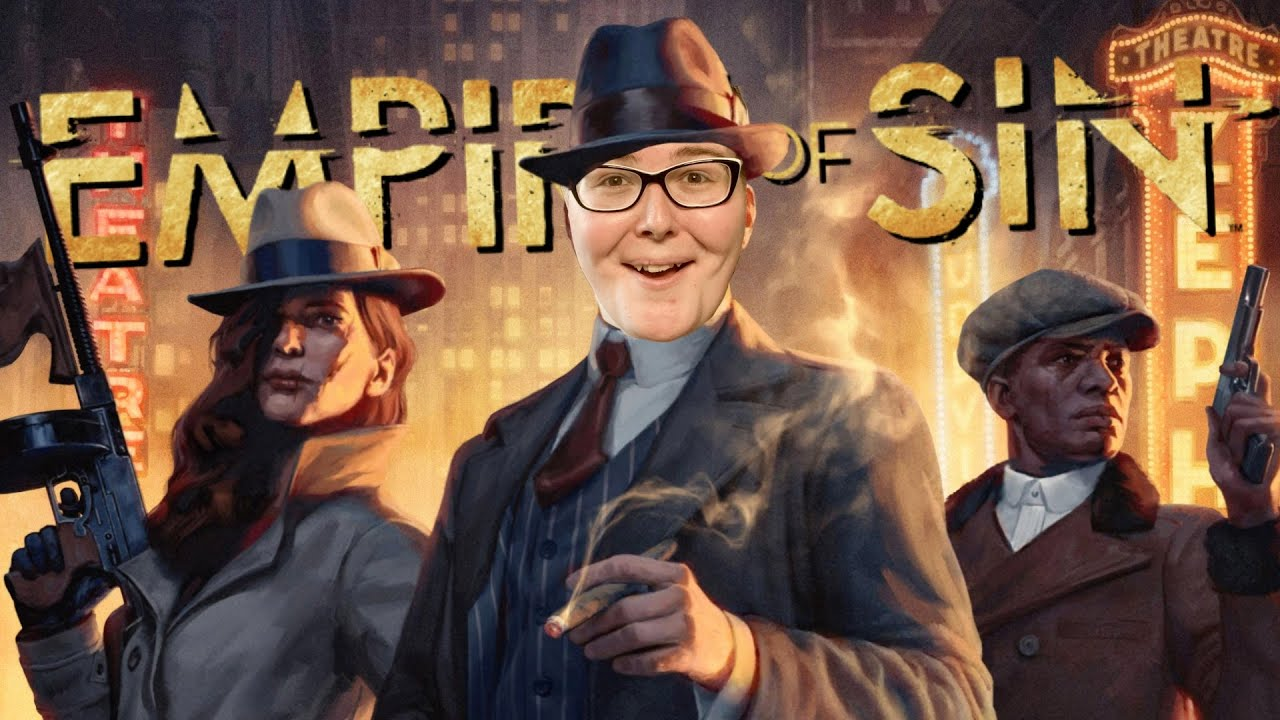 I Joined The Mafia In Empire Of Sin