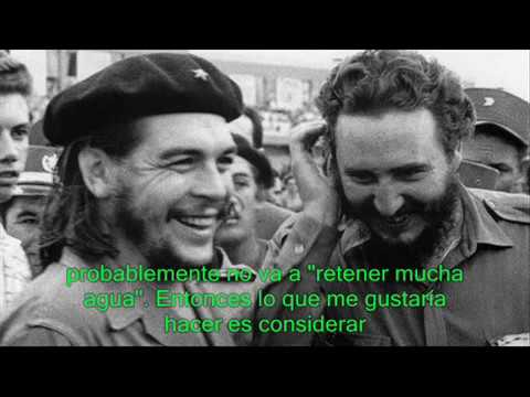 Webster Tarpley sobre Fidel Castro