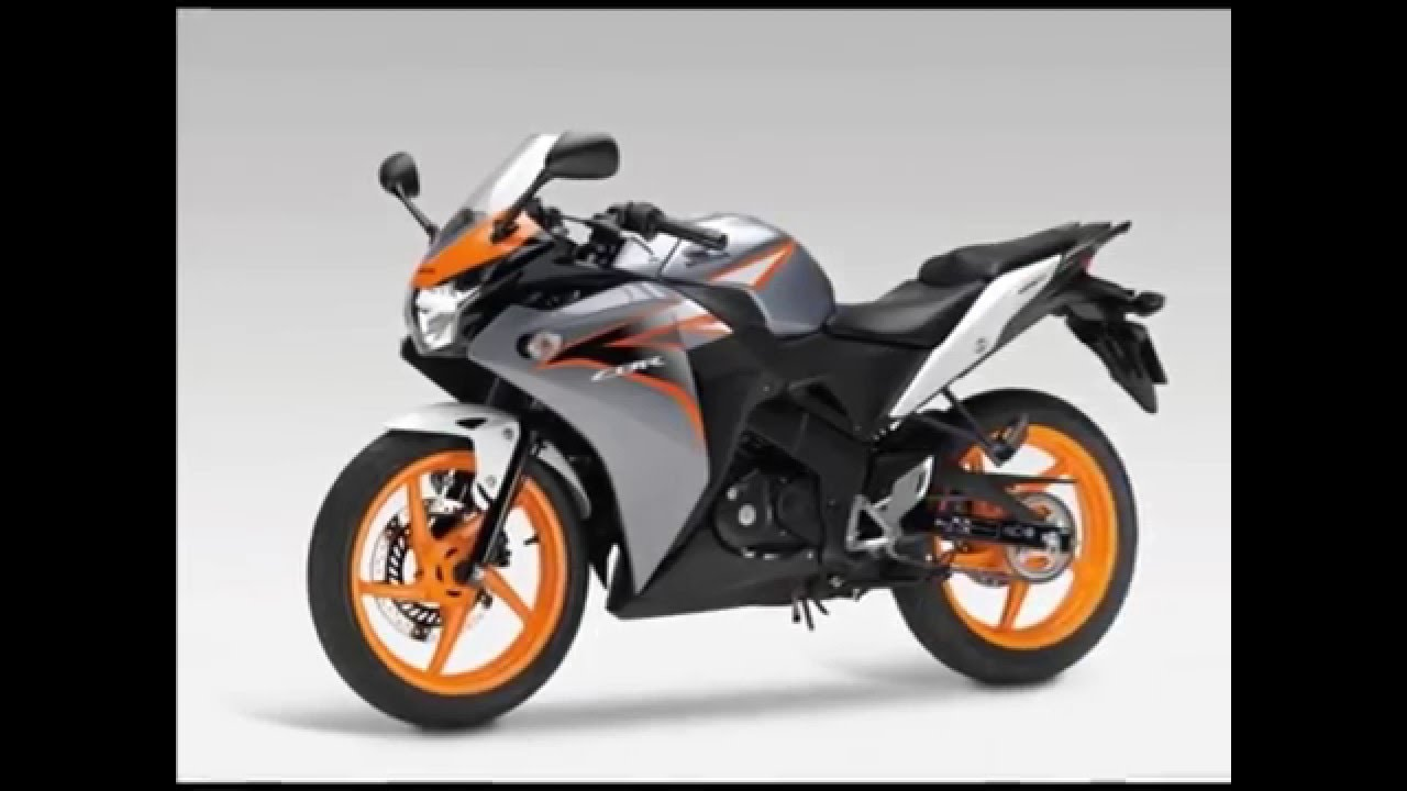 Honda Cbr125r 2015 2016 Youtube