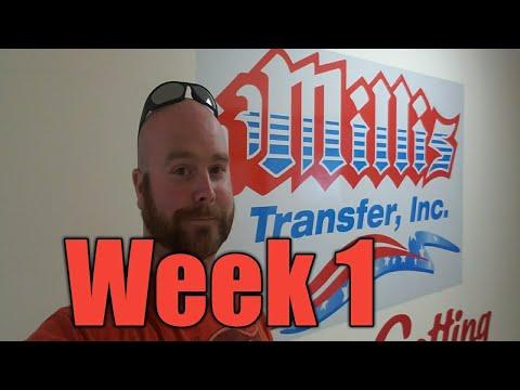 Millis Training Institute Week 1