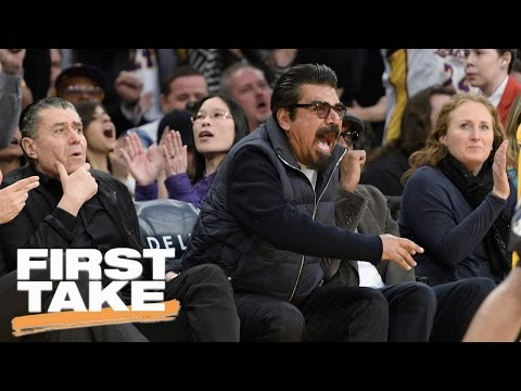 George Lopez Interview | First Take | March 27, 2017