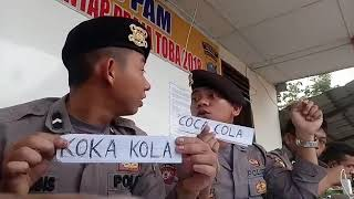 polisi koka kola vs coca cola