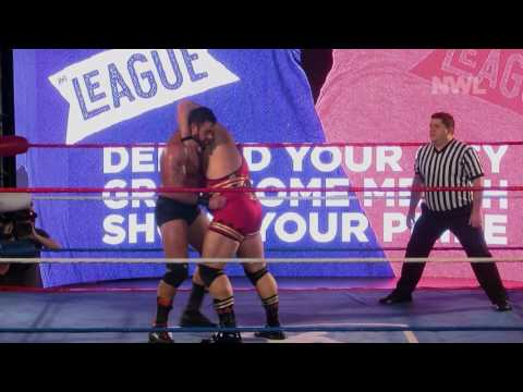 NWL KC | 04/29/17 | I-70 Series Match | Red Cloud vs Maverick