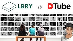 LBRY vs DTube - Which is better? - Hindi