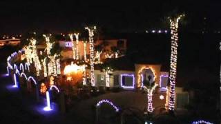 El Paso Christmas Light 2010 - Techno Show