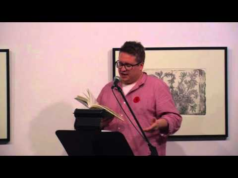 CHARLIE DEMERS AT WORDS ALOUD 12