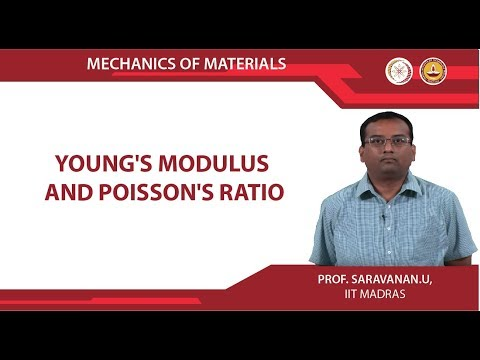 Young's Modulus and Poisson's Ratio