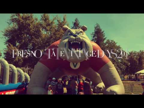 California state university (fresno) vintage days!!!!! 4K video