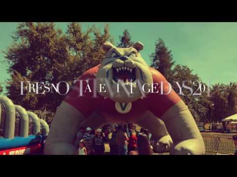 California state university (fresno) vintage days!!!!! 4K video