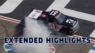 Kyle Busch dominates in Atlanta | Extended Truck Series Highlights