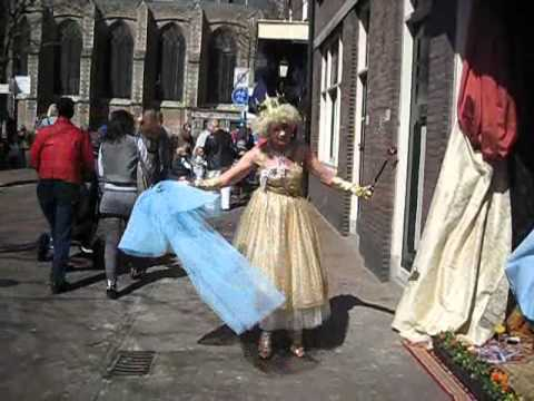 Delft, Levende Etalagedag 2011
