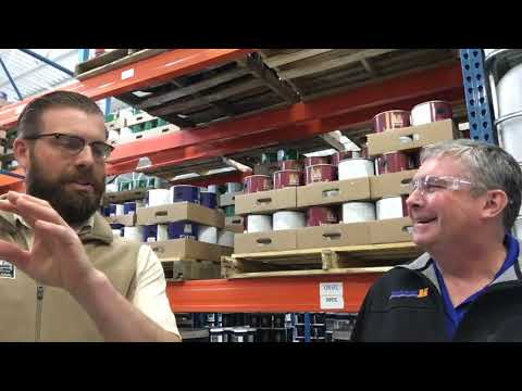 Ask A Painter #99: Paint Factory Visit and Estimating