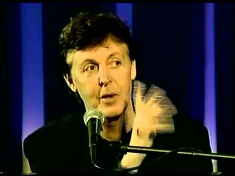 Paul Mccartney Parkinson Show Rehearsals