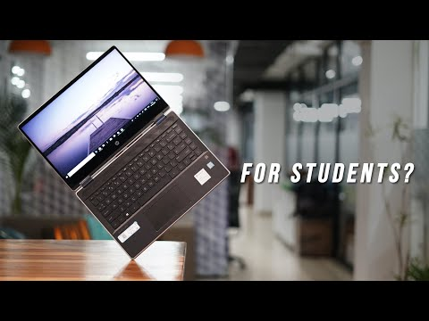 HP Pavilion x360 (2019): An All-rounder Laptop for Students?