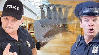 Backflip Arrest (Animation Shorts #1)