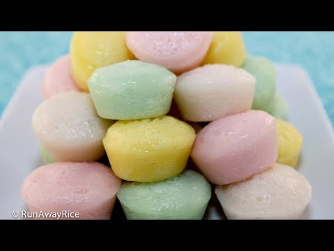 Cooking - Asian Desserts