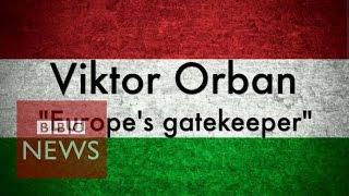 Hungary PM Viktor Orban -