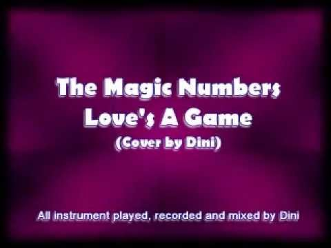 The Magic Numbers - Love's A Game (Cover by Dini).wmv