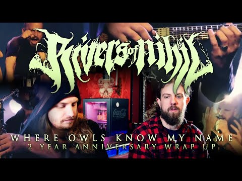 "Rivers Of Nihil - ""Where Owls Know My Name"" Anniversary Recap"