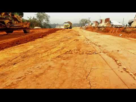 Eket Onna Bridge in Akwa Ibom State Nigeria