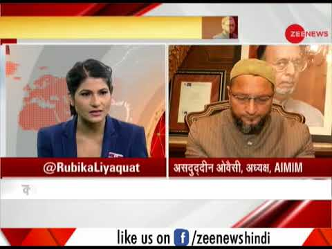AIMIM chief asks SC to favour decision on proofs and not religion