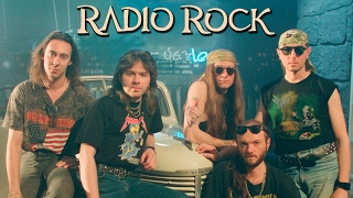Radio Rock - Crazy Game (80s Hard Rock) Official Music Video