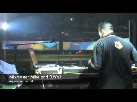 Mixmaster Mike and