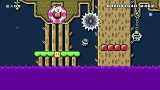 سوبر ماريو ميكر 2       super Mario maker 2 ( مرحلة جلال  )