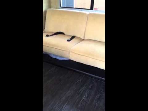 Installing A Laminate Floor In A Winnebago View Rv With A Slideout