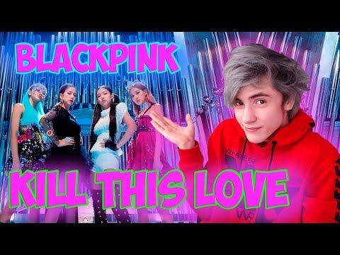 BLACKPINK - 'Kill This Love' M/V Реакция | BLACKPINK | Реакция на BLACKPINK Kill This Love |Reaction